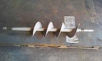 Шнек для дозатора сырья гранулятора