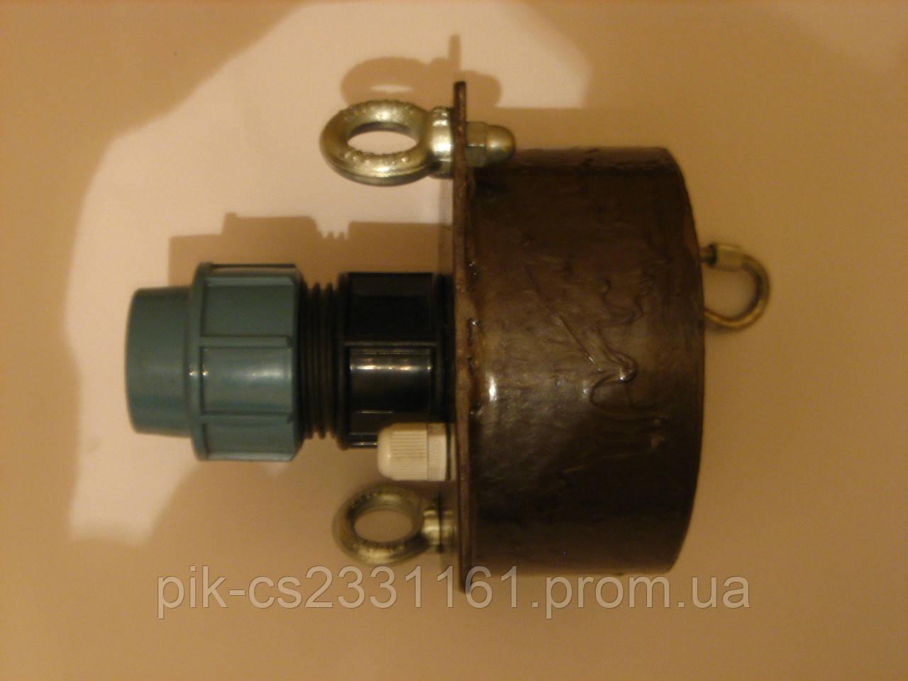 Оголовок  для скважины  антивандальный 125/32 - ПИК в Запорожье