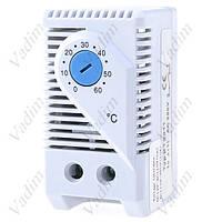 Термостат регулятор температуры 0 - 60С температурное реле 220В KTО011