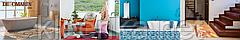 Коврик для кухни и коридора ПВХ ширина 65 см, фото 3