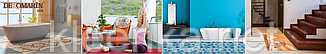 Уникальный и оригинальный коврик для кухни, коридора, ванной комнаты, ширина  80 см, Новинка!!!, фото 2