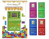 Тетрис KI-9999 200шт 4 цвета, батар,,в кор, 1883см
