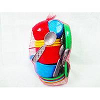Набір посуду Маринка 1 в сітці арт.2209