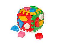 Куб Розумний малюк арт.0458