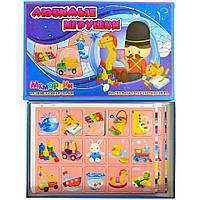 Серия Меморики Любимые игрушки