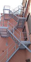 Пожежні сходи вимоги