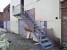 Сходи зовнішні евакуаційні