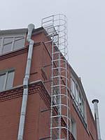 Эксплуатационных испытаний пожарных лестниц