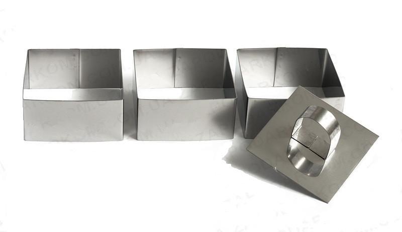 Пресс для придания формы салатам, квадратный