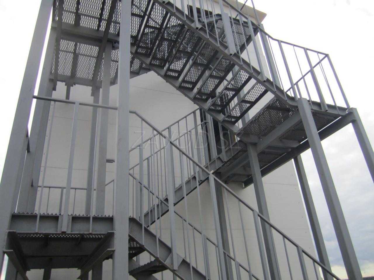 Метод испытания пожарных лестниц
