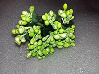 Тычинки с зеленью