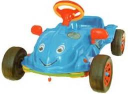 Машина Херби педальная НЕО 09-901