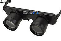 Бинокулярные увеличительные Очки-Бинокль 3x28