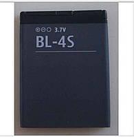 Аккумулятор АКБ для  Nokia BL- 4S 2680/ 3600s/ 3710f/ 7020/ 7100/ 7610/ X3 Touch(Оригинал)