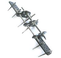 Аппарат внешней фиксации с возможностью многоплоскостной коррекцией (рентгенпрозрачный)