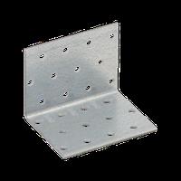 Уголок монтажный равносторонний KM 5 (60мм х 60 мм х 80 мм х 2 мм) Domax Польша строительный крепеж