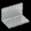 Уголок монтажный равносторонний KM 6 (60мм х 60 мм х 100 мм х 2 мм) Domax Польша строительный крепеж