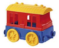 Іграшка «Вагон пасажирський»
