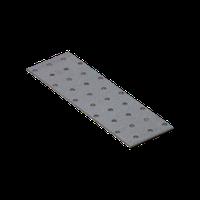 Перфорированная пластина PP 7 (200мм х 60 мм х 2 мм) Domax Польша строительный крепеж