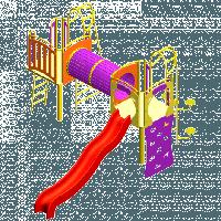 Игровой комплекс «Тоннель»