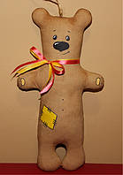 Кофейный мишка Тедди (с запахом кофе и корицы)