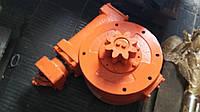 Продам новый редуктор поворота отвала грейдера ГС-14.02