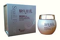 Крем-гель для лица с экстрактом слизи улитки Snail Factor - 50 мл
