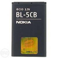 Аккумулятор АКБ для Nokia BL- 5CB 1800/ 113/ 1280/ 1616/ C1- 02(Оригинал)