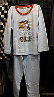 Пижама для мальчиков, 100% хлопок