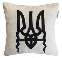 Автомобильная подушка сувенирная с вышивкой