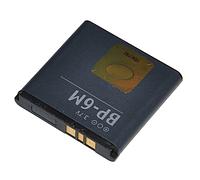 Аккумулятор АКБ для Nokia BP- 6M 3250/ 6151/ 6233/ 6280/ 6288/ 9300/ 9300i/ N93/ N73(Оригинал)