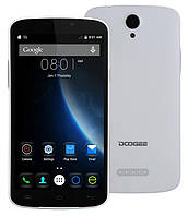 "Смартфон Doogee X6 White, 1/8Гб, 5Мп, экран 5,5"" IPS, 4 ядра, 2sim, 3G, GPS, Wi-Fi, 3000mAh"