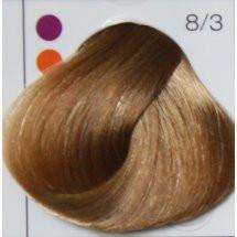 Крем-краска Londa Professional 8/3 Светлый блондин золотистый
