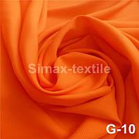 Габардин Оранжевый, фото 1