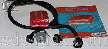 Чип тюнинг блок с установкой для дизеля - увеличение мощности