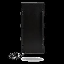 DIMOL Standart 07 полотенцесушитель электрический 370 Вт (графитовый) , фото 2