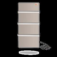 Полотенцесушитель DIMOL Standart 07 электрический,кремовый, 370 Вт
