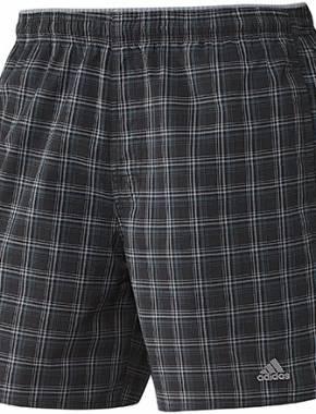 Шорты adidas Check Short Short length