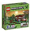 Лего Майнкрафт 21115 Первая ночь LEGO Minecraft The First Night