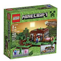 Лего Майнкрафт 21115 Первая ночь LEGO Minecraft The First Night, фото 1