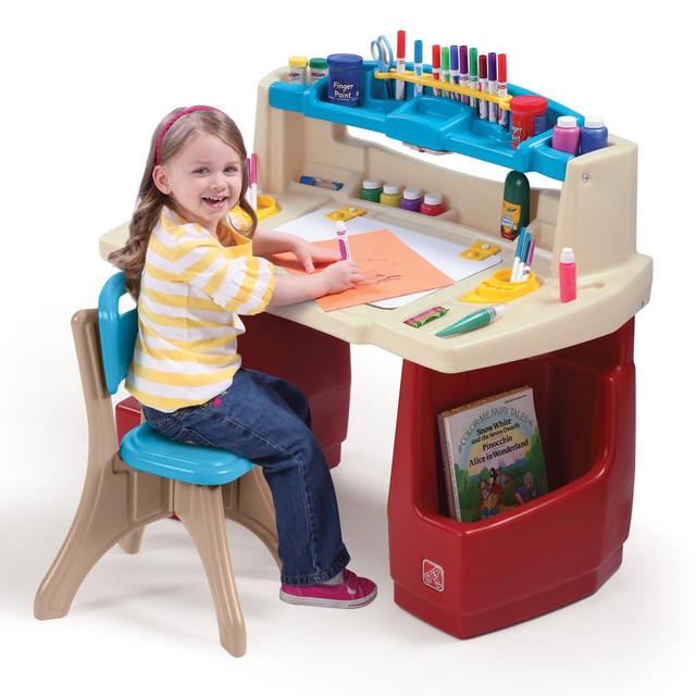 Парты,столики,стульчики