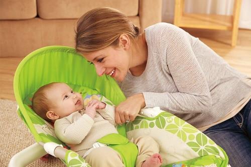 Детские колыбели,шезлонги, кресла-качели, кресло-качалки, качели для новорожденных, ходунки