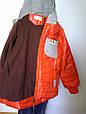 Куртка з капюшоном трикотажним, фото 3