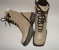 Ботинки женские кожаные Испания, фото 1