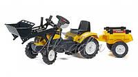 Детский трактор на педалях Falk 2055CM RANCH TRAC
