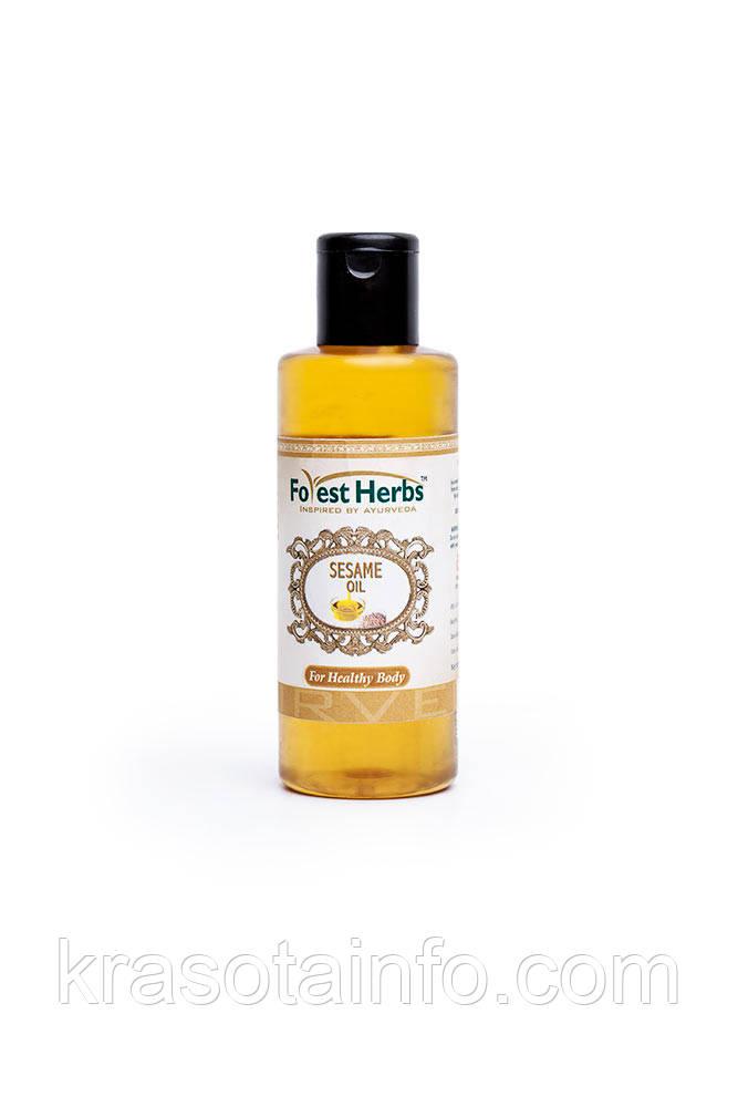 Кунжутное масло 200 мл Forest Herbs Sesame Oil