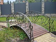 Кованые мосты