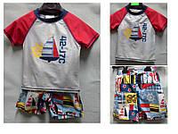 Комплект для плавания: футболка и шорты-плавки Baby Buns