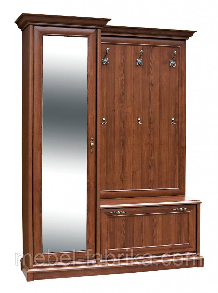 """Прихожая """"Людовик New"""" 1500 Мебель-Сервис"""