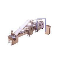 Линии производства крекеров, затяжного печенья HLB-400